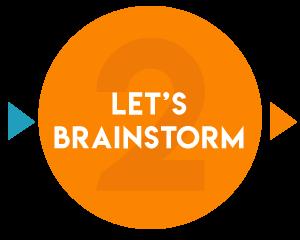 let's brainstorm